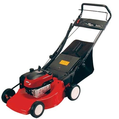 20'' Self - propelled Gasoline Garden Lawn Mower with 1P70F engine displacement